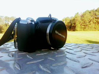 My photography camera by Elimentimal101