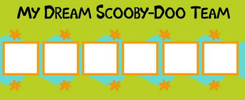Scooby Dream Team Meme - Blank by MaliceInTheAbyss