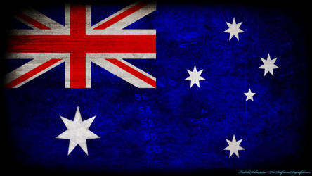 Australia grunge wallpaper by The-proffesional