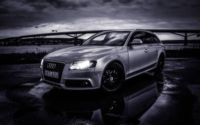AUDI #3 by The-proffesional