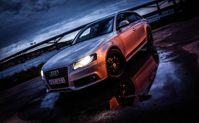AUDI #2 by The-proffesional