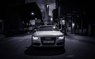 AUDI #4 by The-proffesional