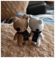 winter bears by onifrogbox