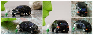 goodbye, car by onifrogbox