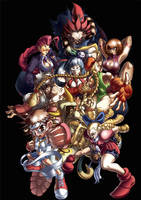 Super Vs Battle Comp by Kuma-Team