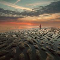 On the Beach by Kleemass