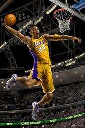Kobe Bryant by caiocacau