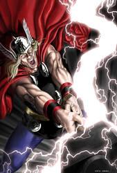 Thor sample cover by caiocacau