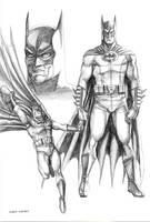 Batman Sketch by caiocacau
