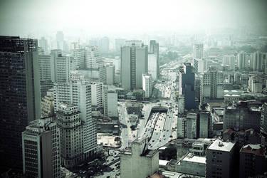 Sao Paulo by kasxp