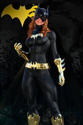 Batgirl by Nivilis