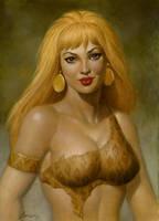 Jungle Girl Jane by PaulAbrams