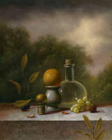 Reverie by PaulAbrams