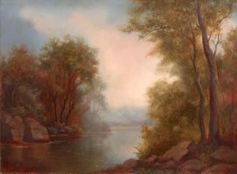 Along the Walkill River by PaulAbrams