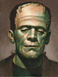 Frankenstein Monster by PaulAbrams