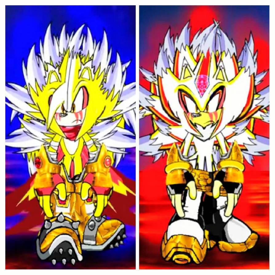 Super Sonic X by JasonSonouge
