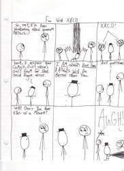 Fun with XKCD by treypol3
