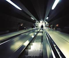 Waterloo station Underground by UrbanDawn