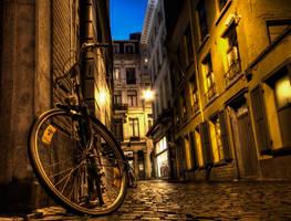 Antwerp rain bike by UrbanDawn