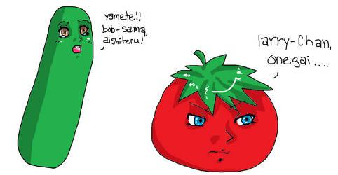 vegetal e by Pudgley