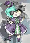 Steampunk Adopt 4 by Elwynie