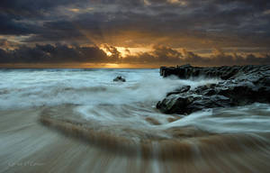 Sunrise Surge by InnerComa
