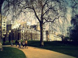 London by sarahnoia