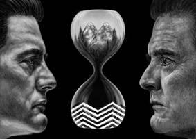Return to Twin Peaks by YannGOBART