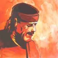 Carlos Santana by Slacker-RB