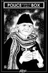 Inktober 1: 1st Doctor by JOSERODMOTA