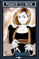 NEW DOCTOR: 13th Doctor! by JOSERODMOTA