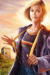 13TH DOCTOR by JOSERODMOTA