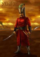 Yeniceri-Janissary by erkanerturk