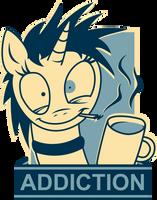Addiction is Magic by Mrocza