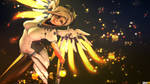 Overwatch-Mercy by Megas360