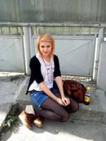 Short hair by TurquoiseAddiction