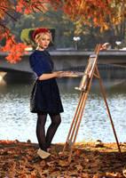 Early autumn by TurquoiseAddiction