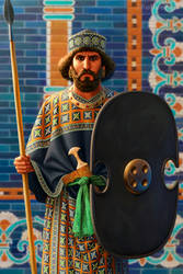 Immortal Guardsman by JFoliveras