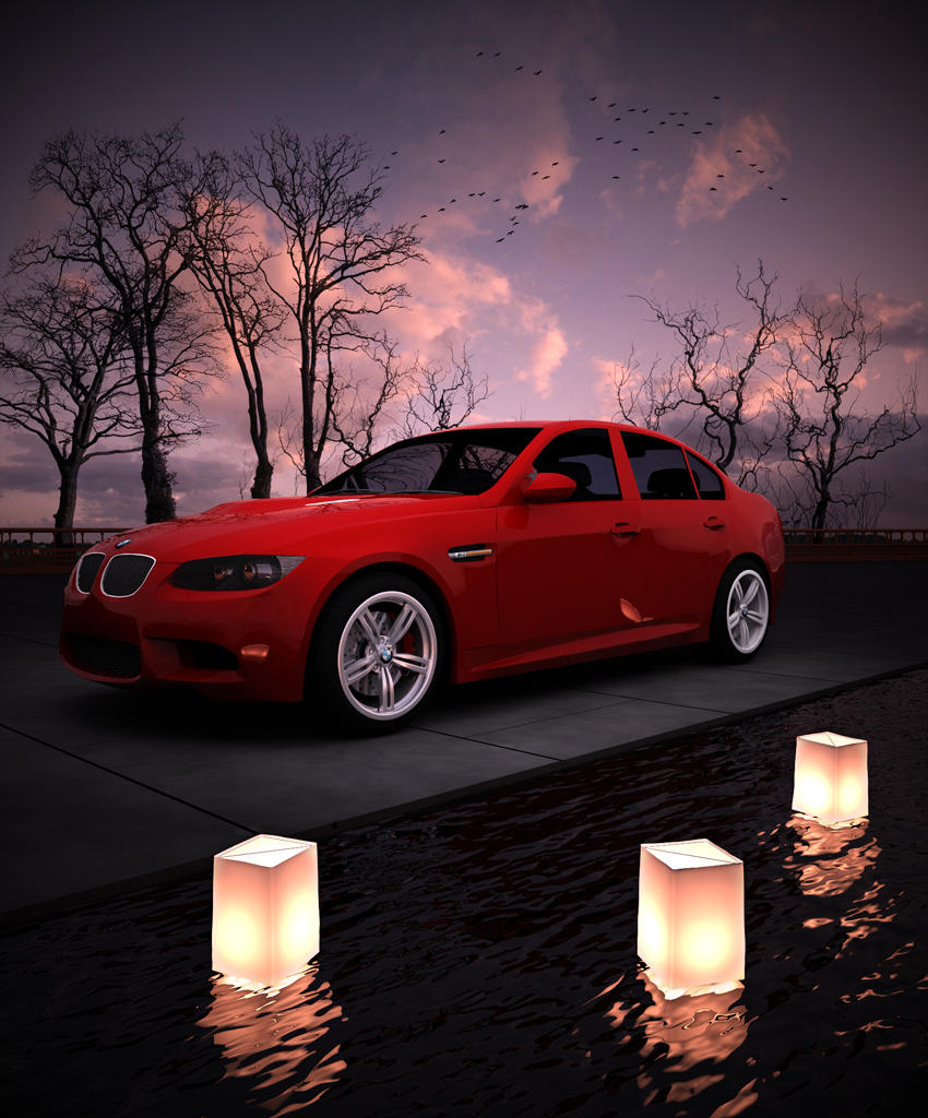 BMW M3 by Holowood