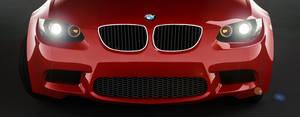 BMW M3 III by Holowood