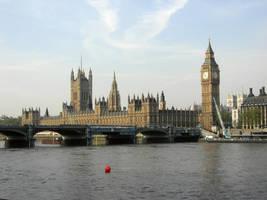 Nice view to Big Ben by Holowood