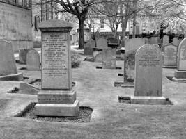 Churchyard by Holowood