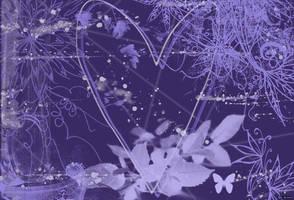Purple Texture by Kioky-Chan
