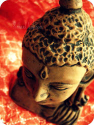 Buddha by raheel07