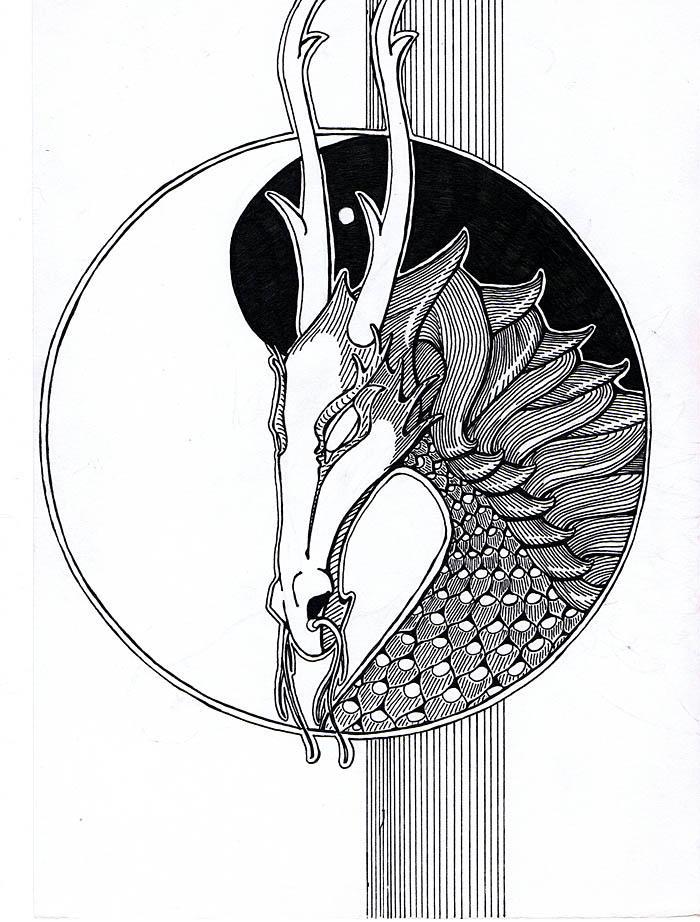 Ki Rin Yang Thing by Sydney-Carton