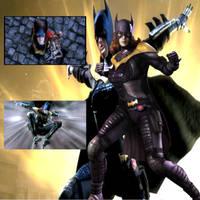 Injustice Batgirl by BatNight768