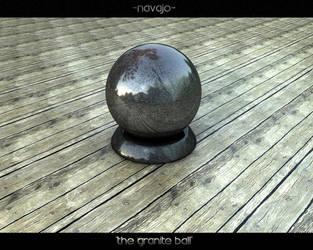 The Granite Ball by xNavajox