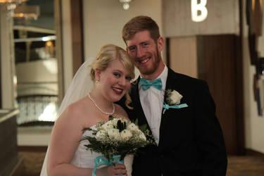 Robin and Allissa's Wedding 2 by allissajoanne4