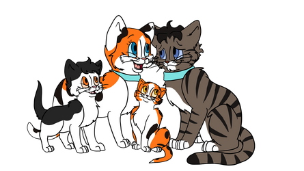 Blended Family by allissajoanne4
