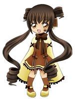 Vocaloid OC: Nanako Uehara (Profile in progress) by Jusace